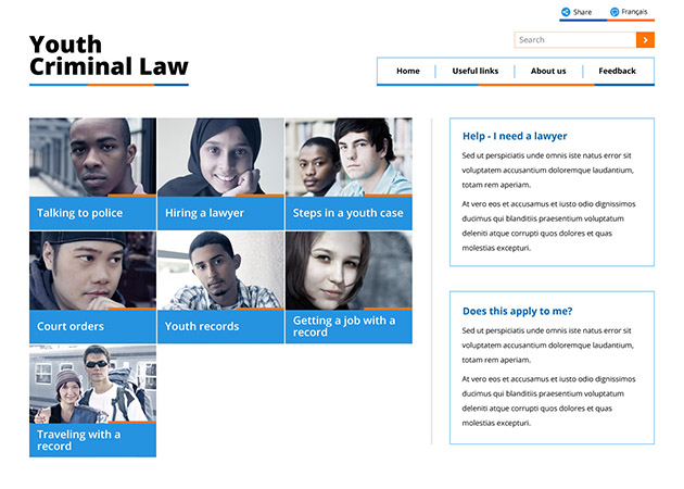 Youth Criminal Law