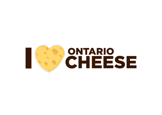 I Love Ontario Cheese - Logo