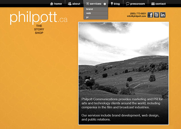 Philpott Communications