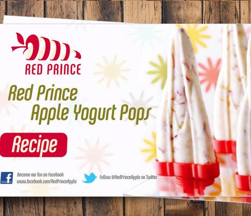 Portfolio - Print - Red Prince Apple