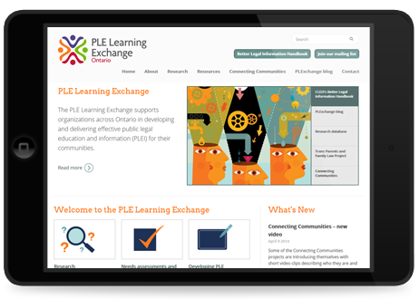 PLE Learning Exchange